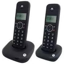 Telefone Sem Fio + Ramal Dect 6.0 - Motorola - 500id - 2