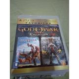 Coleção Completa God Of War Para Playstation 3