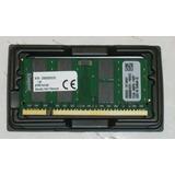 Memorias So-dimm Ddr2 2 Gb 800 Para Notebook, Netbook Y Aio