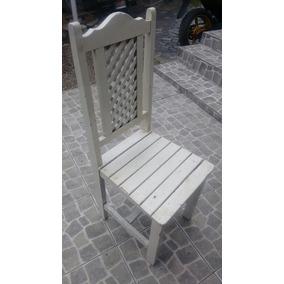 Cadeira Antiga Madeira