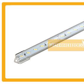 Barra Tubo Led Estilo Neon Aluminio Hogar 1800 Lumenes 12v