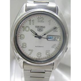 2271ef29d08 Relogio Seiko Militar Verde - Relógios Antigos e de Coleção no ...