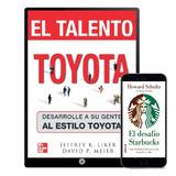 Talento Toyota Jeffrey K Liker Colección 15 Libros - Digital