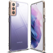 Funda S21 Plus / + Ringke Fusion Samsung Galaxy Anti Impacto