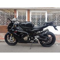 Bmw S1000rr 2016 Negra