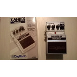 Delay Digitech X-series Digidelay Igual A Nuevo