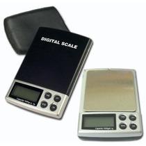 Báscula Digital Balanza Gramera Electrónica 500 Gramos 0.1 G