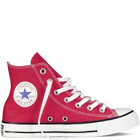 Zapatillas Botas Para Niños Converse All Star Hi Junior