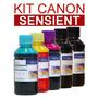 Kit Tintas Canon Pgi Cli - Ip4810, Ix6510, Mg5210, Mg6110