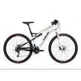 Bicicleta Caloi Elite Fs Full 30v