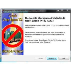 Chip Virtual Epson Reset De Almohadillas
