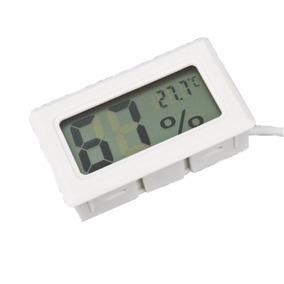Termómetro Termohigrómetro Medidor Humedad Temperatura Sonda