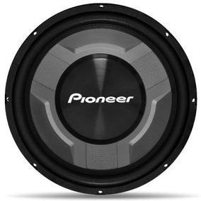 Subwoofer Pioneer Cara Preta Ts-w3060 S4 12 Pol 350 Rms