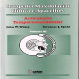 Ortopedia Maxilofacial Clínica E Aparelhos-vol3