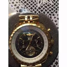 d64b8a71ca0 Relogio Breitling 1884 Original A13355 - Relógios no Mercado Livre ...