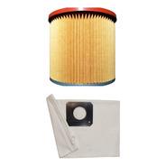 Filtro + Bolsa Para Thomas Junior 1516-1216 + Envío Incluido
