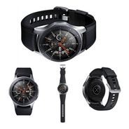 Smartwatch Samsung Galaxy Watch 46 Mm Silver Altimetro Nfc