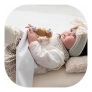 Bebe Reborn Original Silicone Barata Boneca Bolsa Princesa