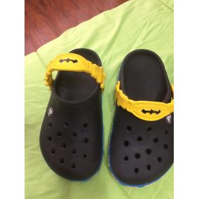 Sandalias De Niño, Crocs Y Rider, 7-8 Añitos