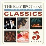 The Isley Brothers Box Set Originals Albums Classics Sellado