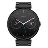 Reloj Inteligente Motorola Smartwatch Moto 360 Metal 23mm