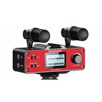 Rig Mezclador Audio Professional Para Iphone Ios Smartmixer