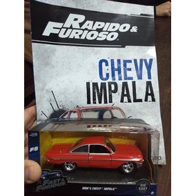 Colección Rapido Y Furioso Chevy Impala