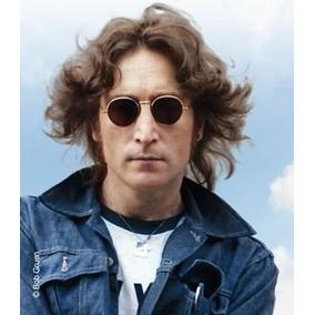 Gafas Semi Redondas Estilo John Lennon Uv 400