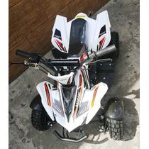 Quadriciclo 49cc Partida Rapida A Gasolina Novo