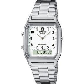 Relógio Casio Aq-230 Analogico Digital Unissex