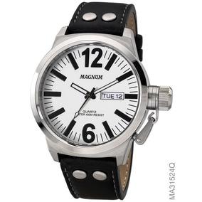 Relógio Magnum Masculino Military Ma31524d Original + Nf