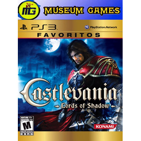 Castlevania Lords Of Shadow Ps3 Español Fisico Sellado Local