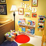 Prateleira Para Livros Infantil - Branco 4pç
