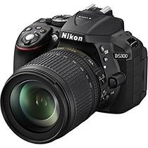 Camera Nikon D5300 Kit 18-105mm + Mochila