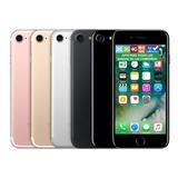 Apple Iphone 7 256gb Nuevo + Lamina Y Carcasa / 12 Cuotas