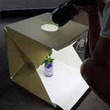 Sgg Photo Video Mini Studio Fotografico 40 X 40 X 40 Cm
