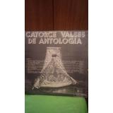Yh Antiguo Lp Vinilo 14 Valses De Antologia Lima Criolla Cam