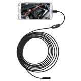 7mm 5m Digital Usb Para Teléfono Android Cámara Impermeable