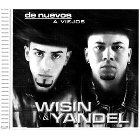 Cd Wisin & Yandel De Nuevos A Viejos 2001 Reggaeton