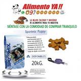 Sportmix Cachorro 20+2 Kg + Snacks + 1 Correa De Regalo!!
