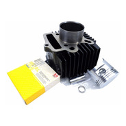 Kit Cilindro Motor Biz/pop/dream/web 100 Original Metal Leve