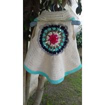 Chaleco A Crochet Para Nena