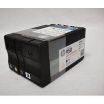 Kit Com 4 Cartucho Hp 950/951 Setup