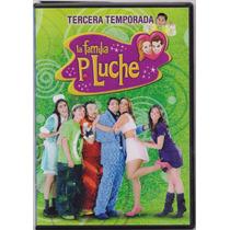 La Familia Peluche Tercera Temporada 3 Serie Semi Nueva Dvd