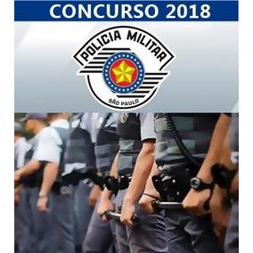 Concurso Polícia Militar 2018 - 2019 Video + Apostilas