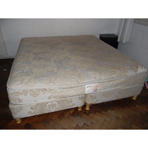 Sommiers Simmons Supreme 120 King Size 180x200 Regalo
