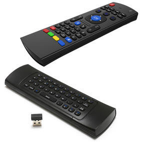 Teclado + Control Remoto Inteligente Air Mouse