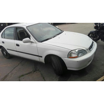 Honda Civic Sedan 2000