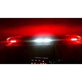 Cocteleras Planas Para Ambulancias Rojo Blanco Rojo Quaolium
