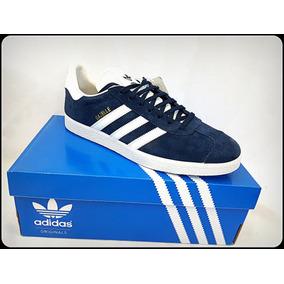 Zapatillas adidas Gazelle Azul Hombre
